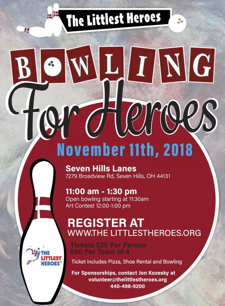 The Littlest Heroes - Bowling for Heroes