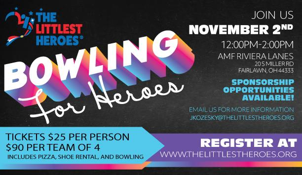 The Littlest Heroes - Bowling for Heroes!