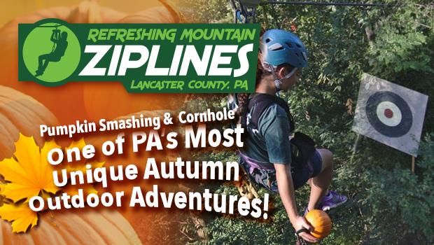 Fall Adventures Await at Refreshing Mountain