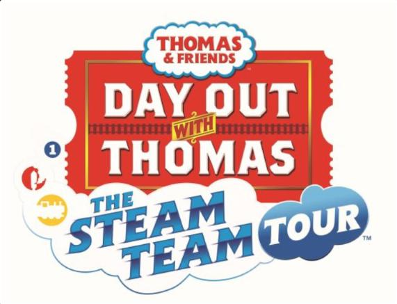 Day Out With Thomas: Halloween Party!