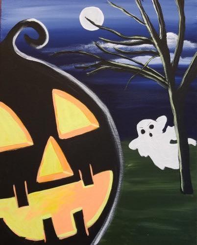 Halloween Scares N Scapes (All Ages)