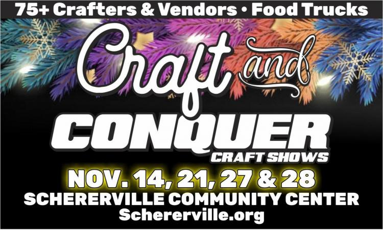 Craft and Conquer Craft Show - CANCELED