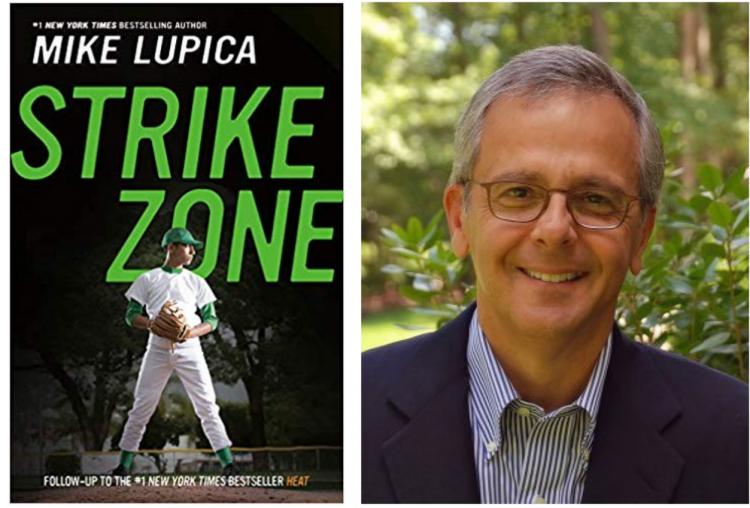 NY Times Bestselling Author Mike Lupica Book Signing