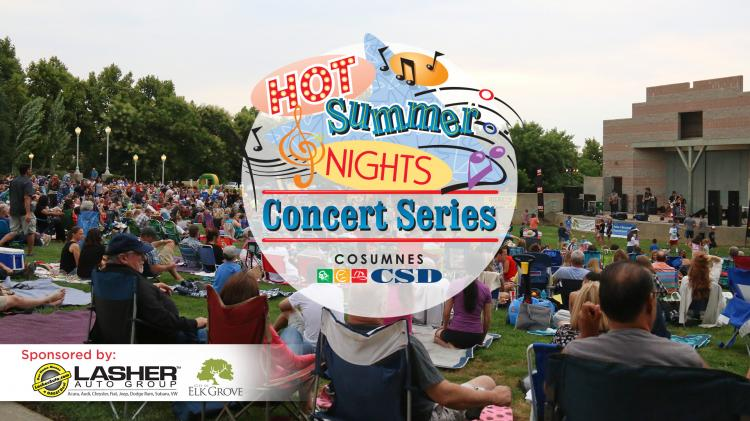 Hot Summer Nights Concerts (Elk Grove)
