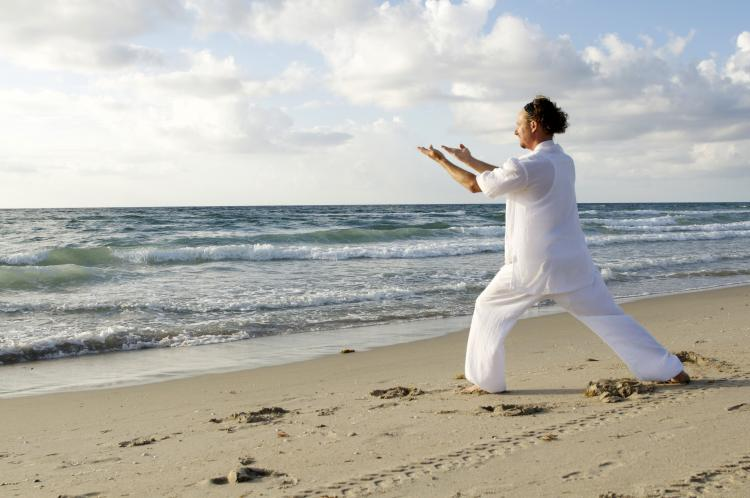 NEW Tai Chi Series at Harrison Public Library