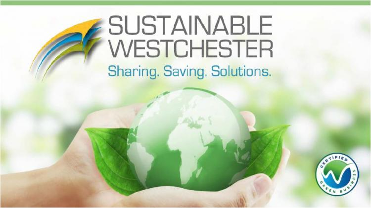 Sustainable Westchester Workshop at Harrison Public Library