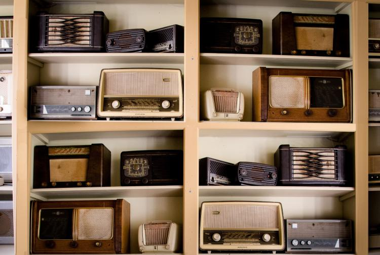 The Early Days of Radio with Harrison Public Library
